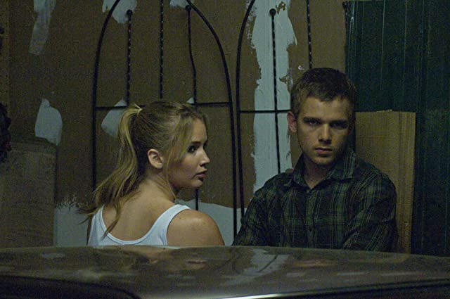 Max Thieriot and Jennifer Lawrence in House at the End of the Street (2012)