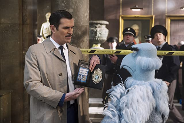 Ty Burrell in Muppets Most Wanted (2014)