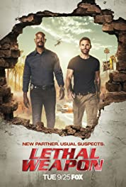 Lethal Weapon - Season 1 (2016) poster