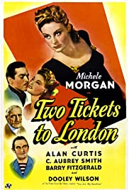 Two Tickets to London Poster