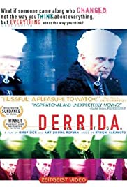 Derrida (2002) Poster - Movie Forum, Cast, Reviews