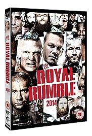 WWE Royal Rumble Poster