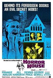 Horror House(1969) Poster - Movie Forum, Cast, Reviews