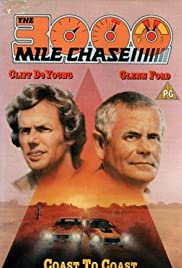 The 3,000 Mile Chase Poster