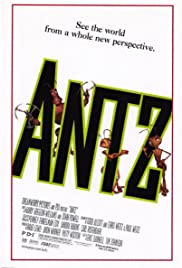 Antz (1998) Poster - Movie Forum, Cast, Reviews