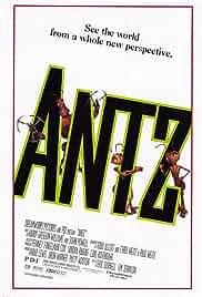 Antz (1998) WEB-DL 720p 1.3GB Dual Audio [Hindi DD 2.0 – English DD 5.1] MKV