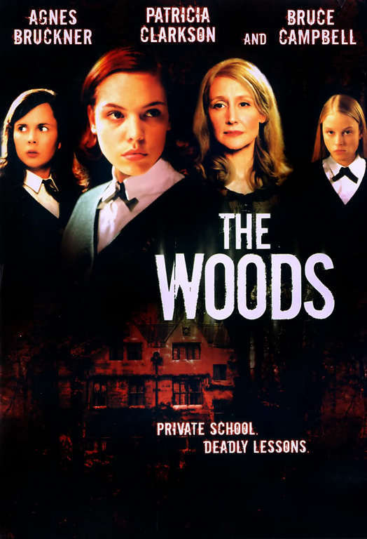 The Woods Watch Full Movie Free Online