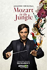 Mozart in the Jungle Poster - TV Show Forum, Cast, Reviews