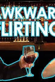Awkward Flirting Poster