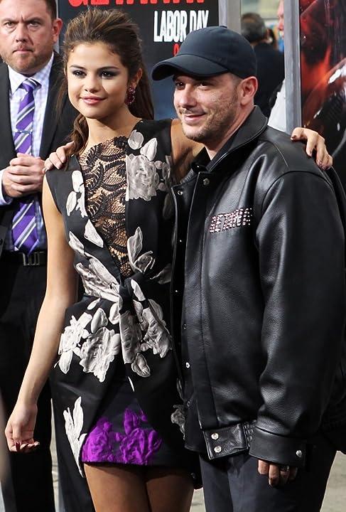 Courtney Solomon and Selena Gomez