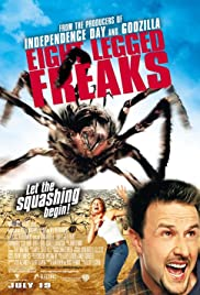 Eight Legged Freaks (Hindi)