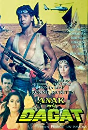 Anak ng dagat Poster