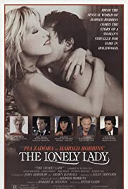 The Lonely Lady Poster