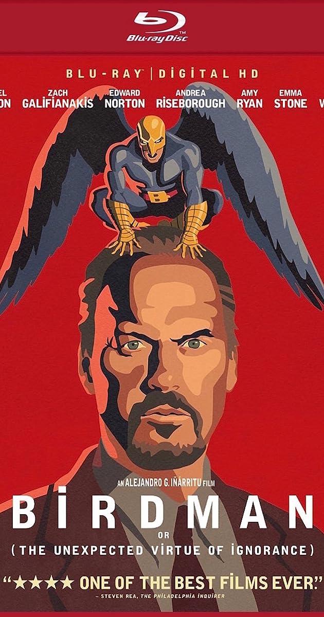 Žmogus-paukštis / Birdman (2015) Online