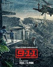 9-1-1 - Season 4 (2021) poster