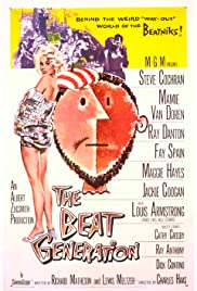 The Beat Generation (1959) Poster - Movie Forum, Cast, Reviews