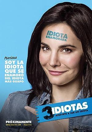 3 Idiotas (2017) poster