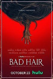 Bad Hair (2020) poster