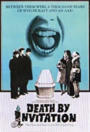 Death by Invitation (1971) Poster - Movie Forum, Cast, Reviews