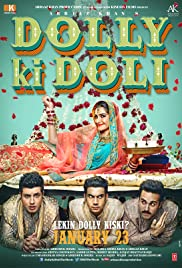 Dolly Ki Doli (2015) Poster - Movie Forum, Cast, Reviews