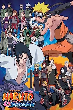 Naruto: Shippûden (2007) Episode 300-500