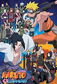 Naruto: Shippûden Poster - TV Show Forum, Cast, Reviews