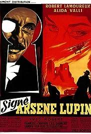 Signé: Arsène Lupin Poster