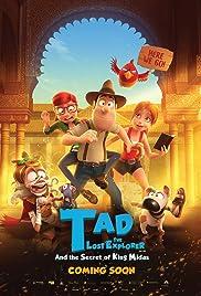 Tadeo Jones 2: El secreto del Rey Midas Poster