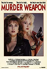 Murder Weapon (1989) Poster - Movie Forum, Cast, Reviews