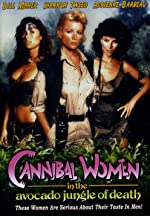 Cannibal Women in the Avocado Jungle of Death(1970)