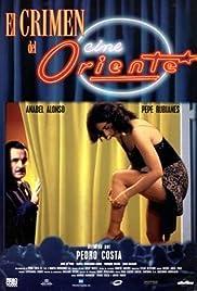 El crimen del cine Oriente Poster