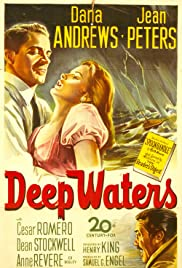 Deep Waters (1948) Poster - Movie Forum, Cast, Reviews