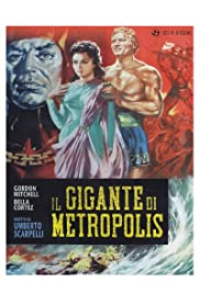 The Giant of Metropolis (1961) Poster - Movie Forum, Cast, Reviews