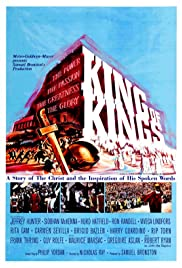 King of Kings (1961) Poster - Movie Forum, Cast, Reviews