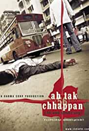 Ab Tak Chhappan 2004 Hindi 480p 375MB HDRip MKV