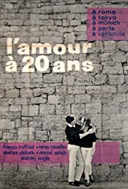 Love at Twenty (1962) Poster - Movie Forum, Cast, Reviews
