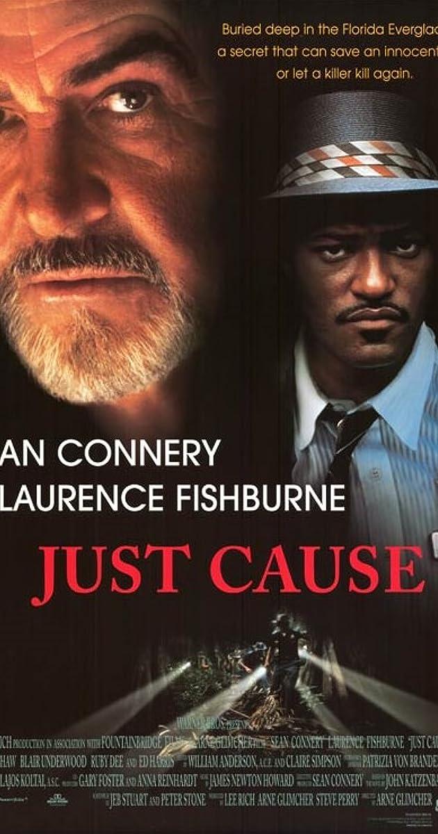 Įtikinamas motyvas / Just Cause (1995) Online