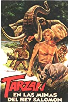Tarzán en las minas del rey Salomón (1974) Poster