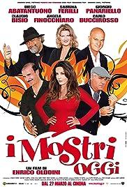 I mostri oggi(2009) Poster - Movie Forum, Cast, Reviews