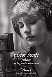 Taylor Swift – Folklore: The Long Pond Studio Sessions (2020) poster