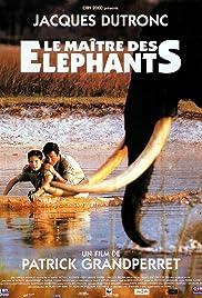 Le maître des éléphants Poster