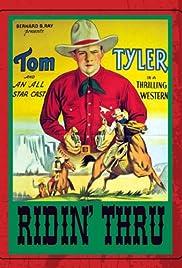 Ridin' Thru Poster