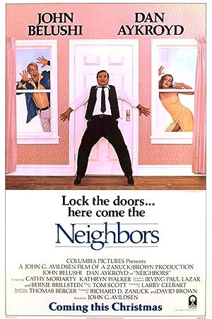 Neighbors poster
