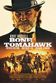 Bone Tomahawk (2015) Poster - Movie Forum, Cast, Reviews