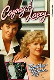Cagney & Lacey: Together Again (1995) Poster - Movie Forum, Cast, Reviews