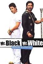 Image of Mr. White Mr. Black