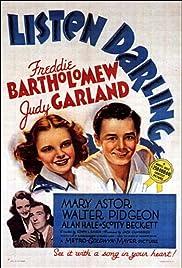 Listen, Darling(1938) Poster - Movie Forum, Cast, Reviews