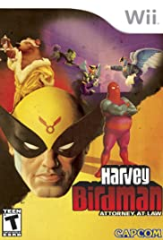 Harvey Birdman: Attorney at Law Poster