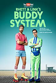 Rhett and Link's Buddy System Poster - TV Show Forum, Cast, Reviews