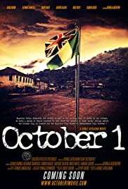 October 1 (2014) Poster - Movie Forum, Cast, Reviews